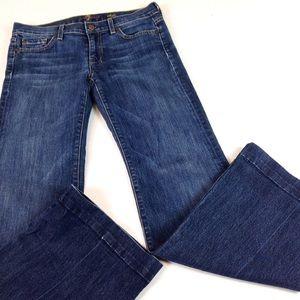 7 FAMK Dojo Wide Leg 29x32